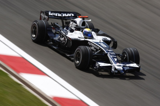 Bild: Nico Rosberg - Williams - Williams FW30 - Toyota