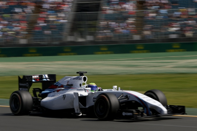 Bild: Felipe Massa - Williams - Williams FW36 - Mercedes