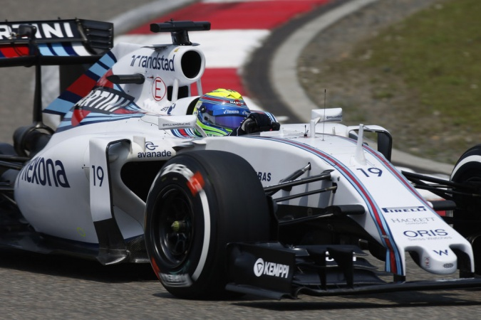 Bild: Felipe Massa - Williams - Williams FW37 - Mercedes
