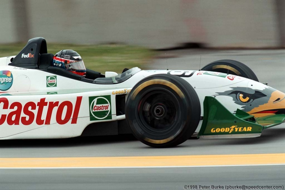 PJ Jones - All American Racers - Reynard 98i - Toyota