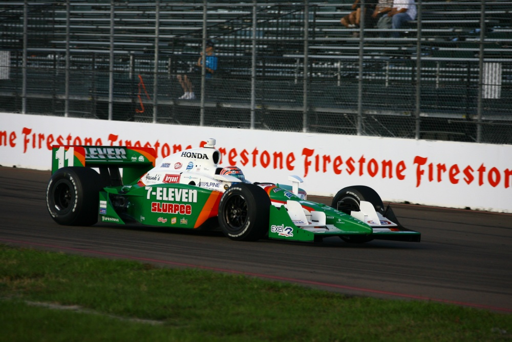 Tony Kanaan - Andretti Green Racing - Dallara IR-05 - Honda