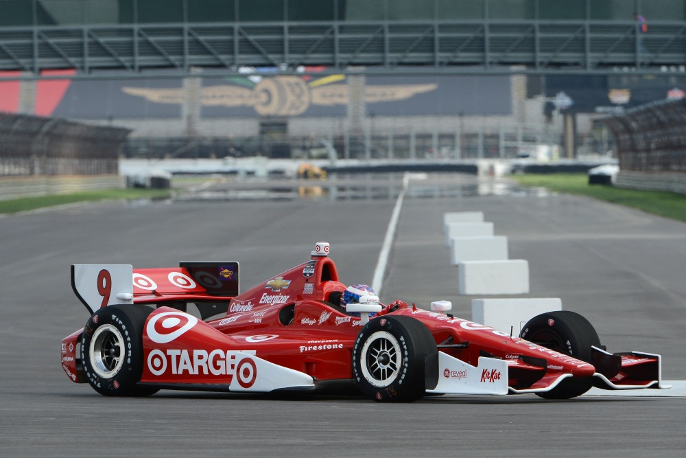Scott Dixon - Chip Ganassi Racing - Dallara DW12 - Chevrolet