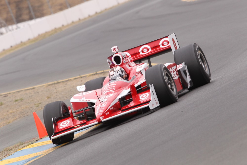 Scott Dixon - Chip Ganassi Racing - Dallara IR-05 - Honda