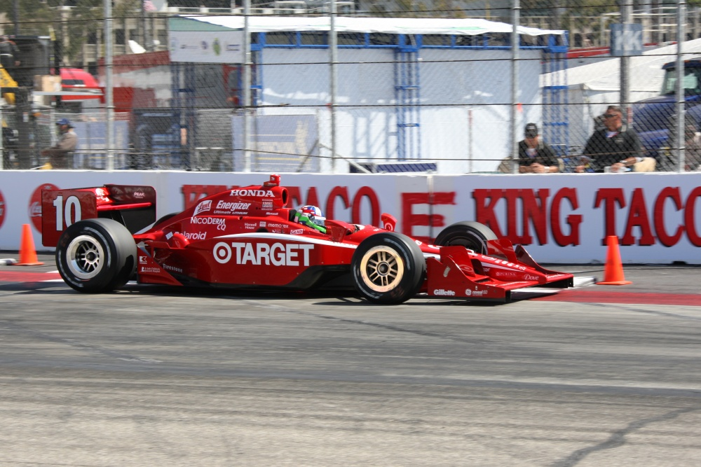 Dario Franchitti - Chip Ganassi Racing - Dallara IR-05 - Honda