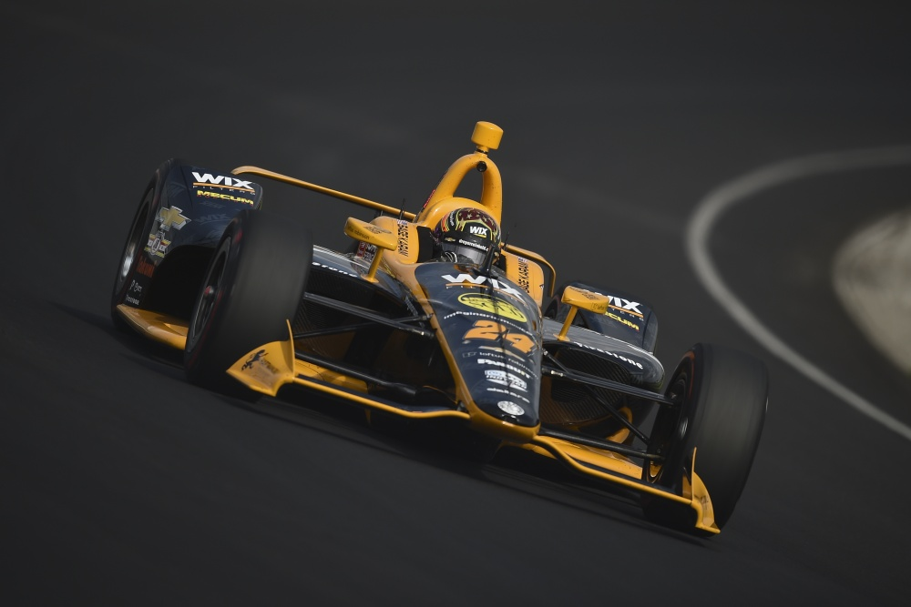 Sage Karam - Dreyer & Reinbold Racing - Dallara DW12 - Chevrolet