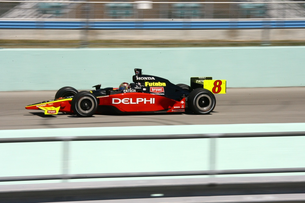 Scott Sharp - Fernandez Racing - Dallara IR-05 - Honda