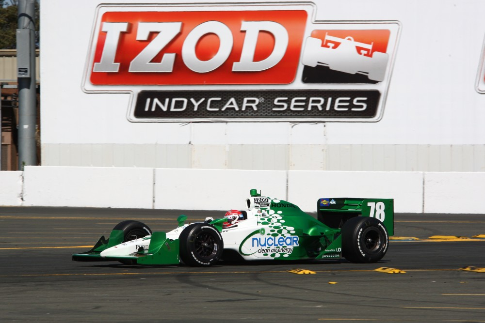 Simon Pagenaud - HVM Racing - Dallara IR-05 - Honda