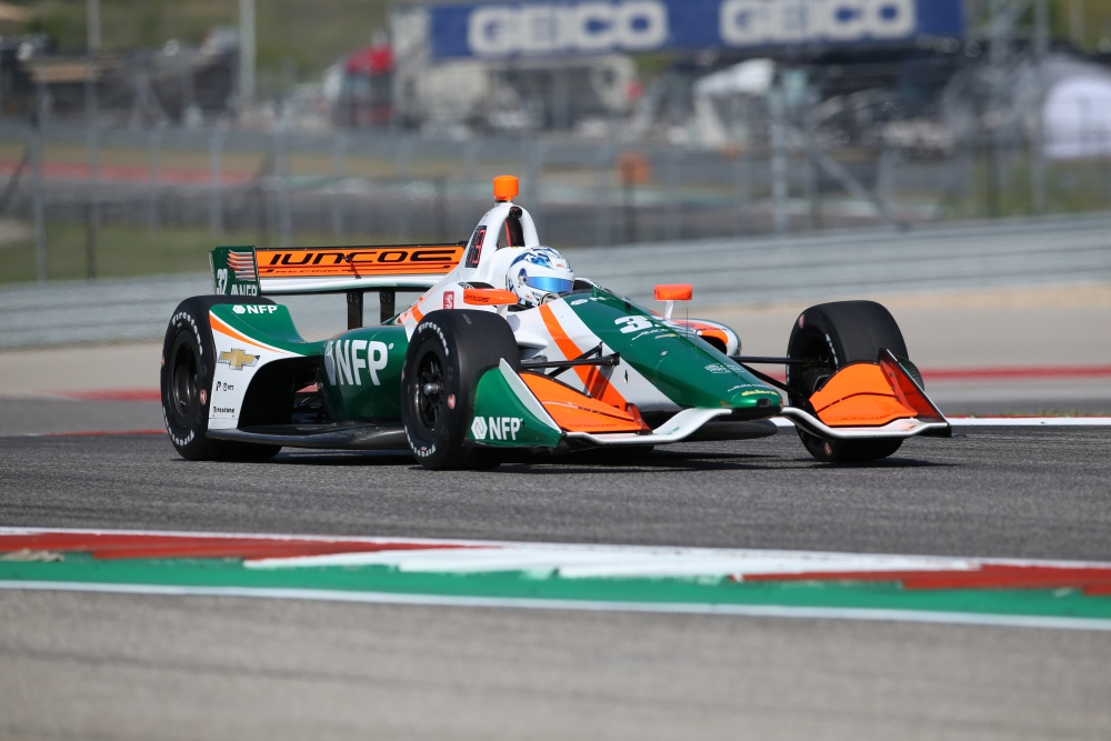 Kyle Kaiser - Juncos Racing - Dallara DW12 - Chevrolet