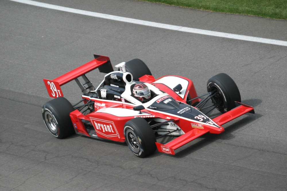 Sarah Fisher - Kelley Racing - Dallara IR-03 - Toyota