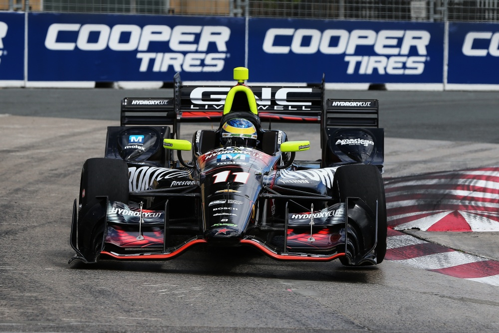 Sebastien Bourdais - KV Racing Technology - Dallara DW12 - Chevrolet
