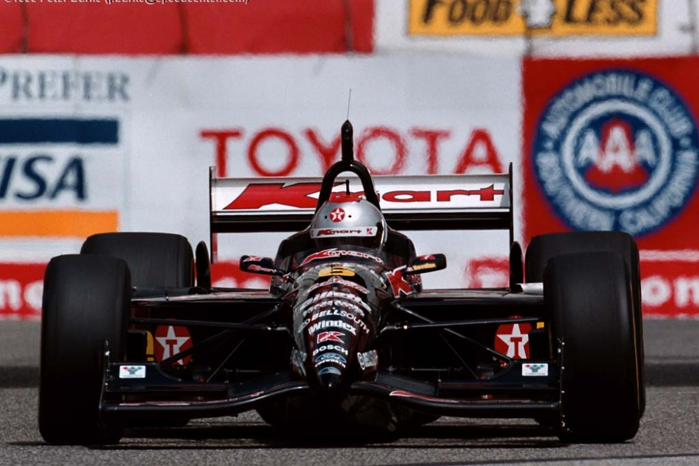 Michael Andretti - Newman/Haas Racing - Swift 009.c - Ford