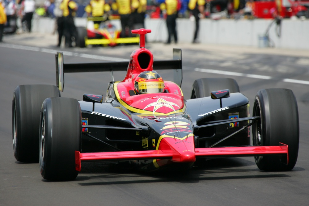 Tomas Enge - Panther Racing - Dallara IR-05 - Chevrolet