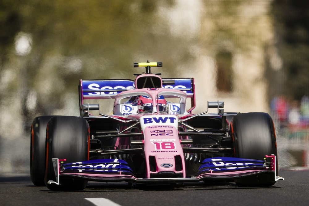 Lance Stroll - Racing Point - Racing Point RP19 - Mercedes