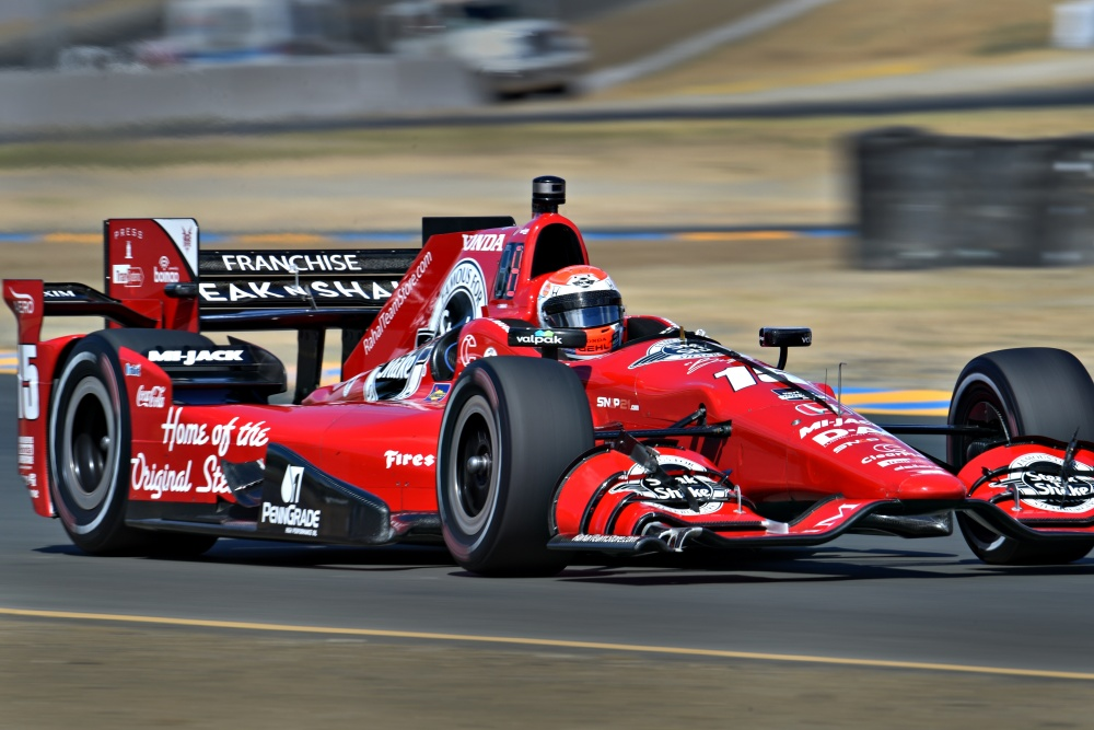 Graham Rahal - Rahal Letterman Lanigan Racing - Dallara DW12 - Honda