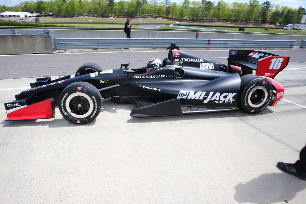 Oriol Servia - Rahal Letterman Lanigan Racing - Dallara DW12 - Honda