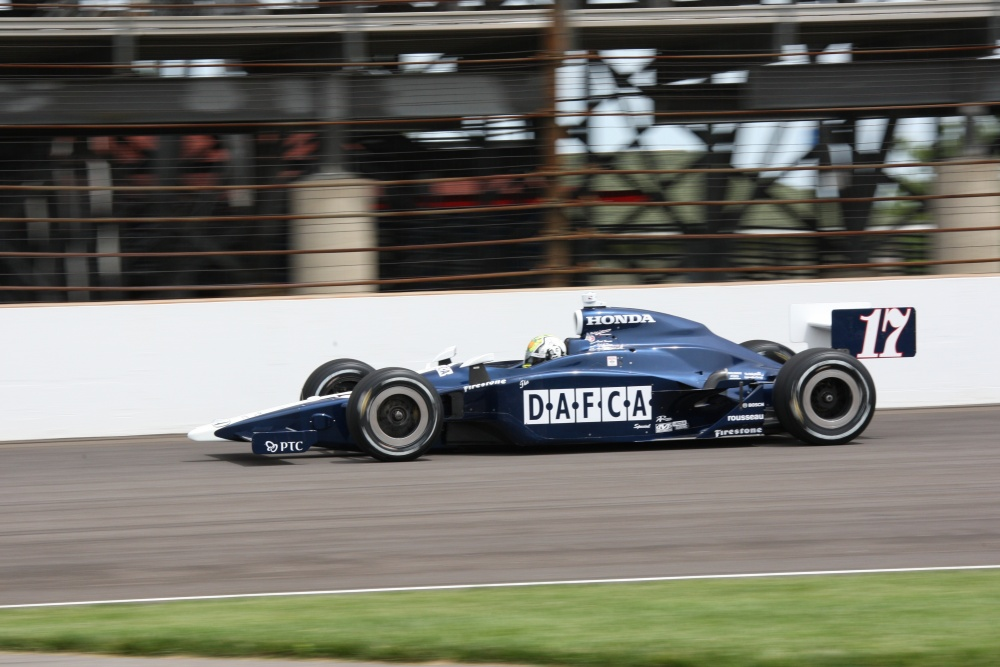 Oriol Servia - Rahal Letterman Racing - Dallara IR-05 - Honda