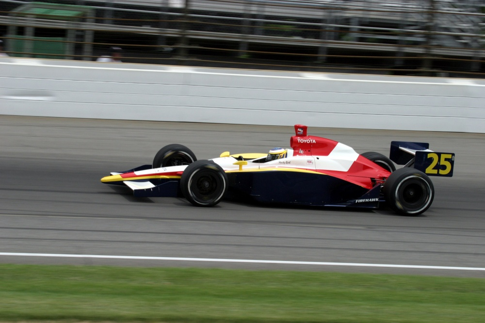 Marty Roth - Roth Racing - Dallara IR-03 - Toyota