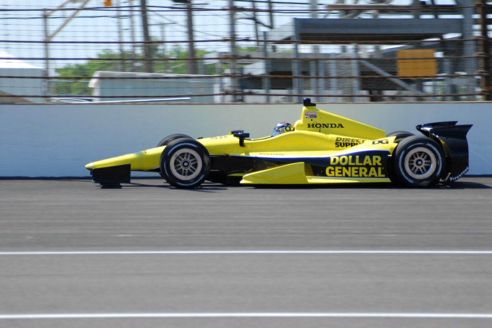 Josef Newgarden - Sarah Fisher Racing - Dallara DW12 - Honda