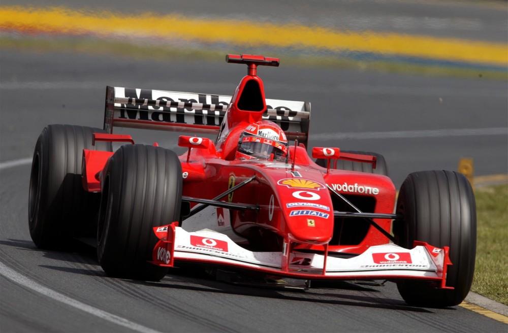 Ferrari f1 homepage