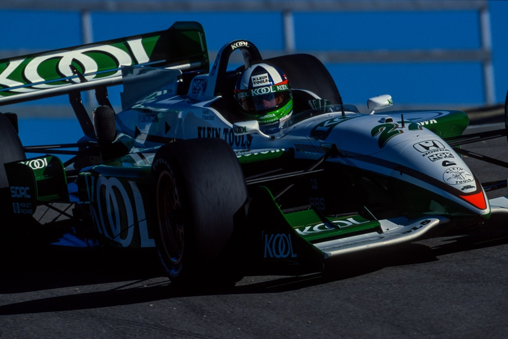 Dario Franchitti - Team Green - Reynard 2Ki - Honda