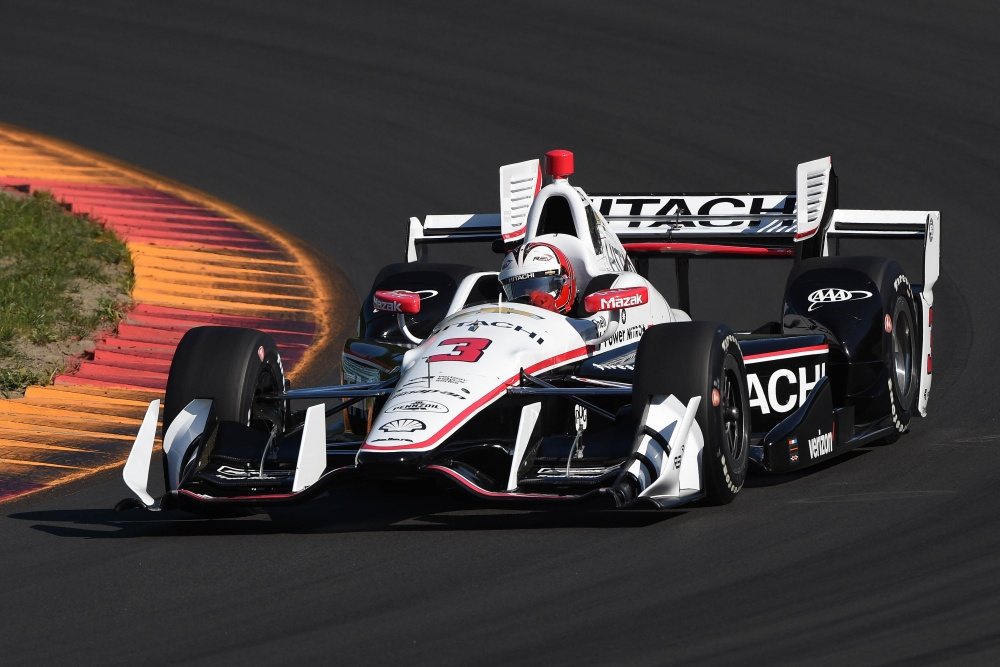 Helio Castroneves - Team Penske - Dallara DW12 - Chevrolet