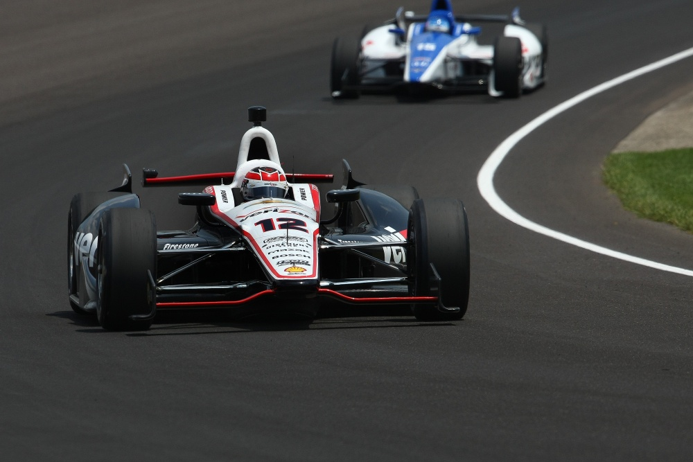 Will Power - Team Penske - Dallara DW12 - Chevrolet