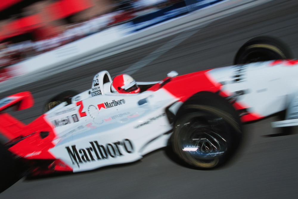 Al, jr. Unser - Team Penske - Penske PC27B - Mercedes