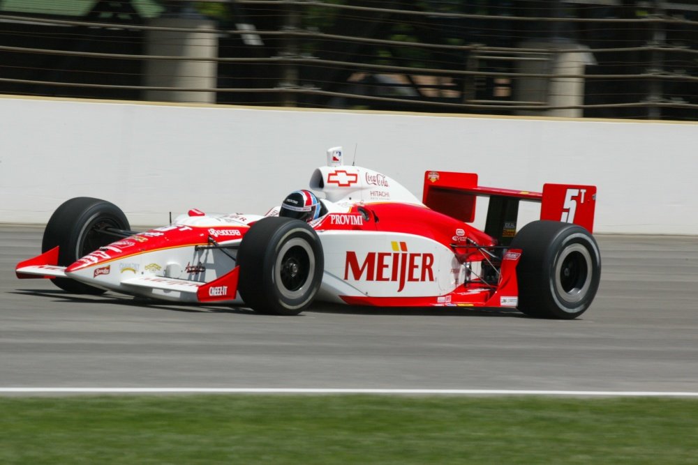 Arie Luyendyk - Treadway Racing - G-Force GF05 - Chevrolet
