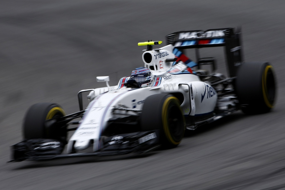 Valtteri Bottas - Williams - Williams FW38 - Mercedes