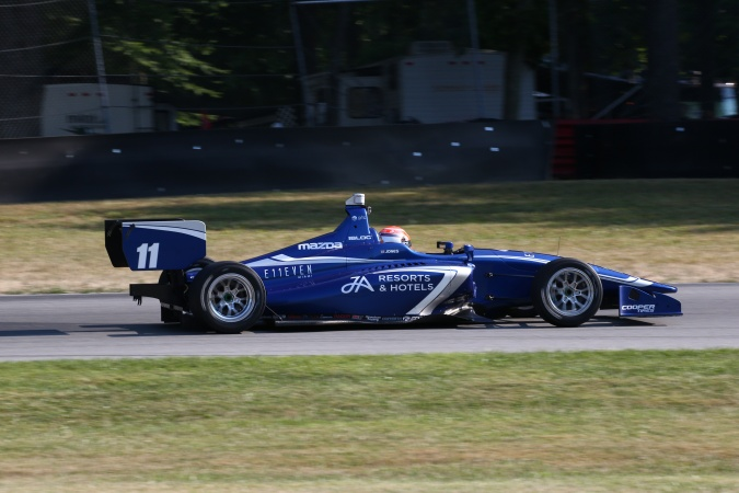 IndyLights & IRL Pro Serie